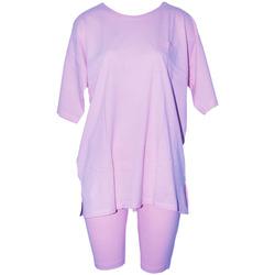 Textil Mulher Pijamas / Camisas de dormir Forever Dreaming  Lilás