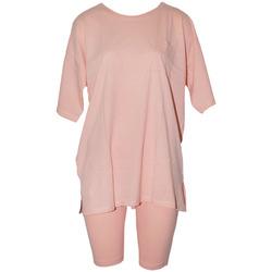 Textil Mulher Pijamas / Camisas de dormir Forever Dreaming  Peach