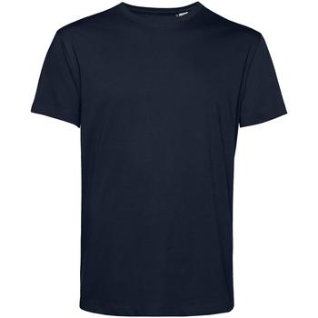 Textil Homem T-Shirt mangas curtas B&c TU01B Azul-marinho