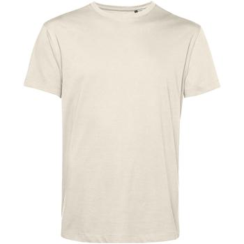Textil Homem T-Shirt mangas curtas B&c TU01B Branco