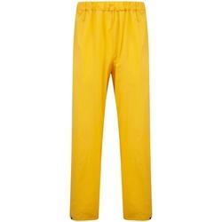 Textil Calças finas / Sarouels Splashmacs SC30 Amarelo