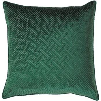 Casa Capas de Almofada Paoletti RV1886 Verde Esmeralda