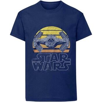 Textil T-Shirt mangas curtas Disney  Azul