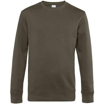 Textil Homem Sweats B&c WU01K Khaki