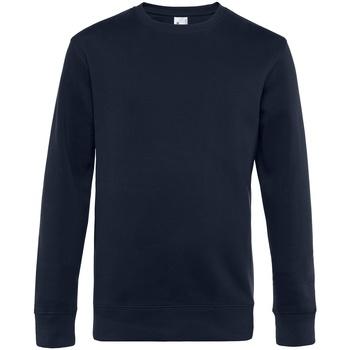 Textil Homem Sweats B&c WU01K Azul-marinho
