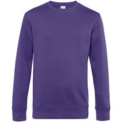 Textil Homem Sweats B&c WU01K Púrpura Radiante