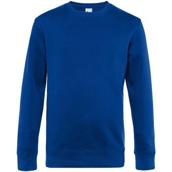 Textil Homem Sweats B&c WU01K Royal Blue