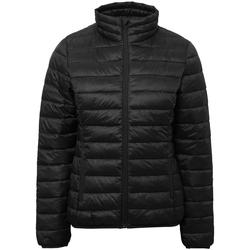 Textil Mulher Casacos  2786 TS30F Preto