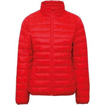 Textil Mulher Casacos  2786 TS30F Vermelho