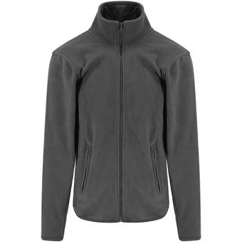 Textil Homem Casaco polar Pro Rtx RX401 Cinza sólido