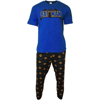 Textil Homem Pijamas / Camisas de dormir Dessins Animés  Azul/preto