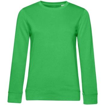 Textil Mulher Sweats B&c WW32B Verde maçã