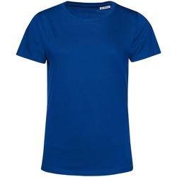 Textil Mulher T-Shirt mangas curtas B&c TW02B Royal Blue