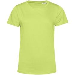 Textil Mulher T-Shirt mangas curtas B&c TW02B Verde lima