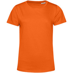 Textil Mulher T-Shirt mangas curtas B&c TW02B Orange