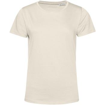 Textil Mulher T-Shirt mangas curtas B&c TW02B Branco