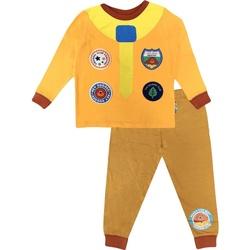 Textil Rapaz Pijamas / Camisas de dormir Hey Duggee  Mustard Yellow