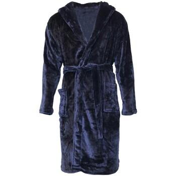 Textil Homem Pijamas / Camisas de dormir Pierre Roche  Marinha