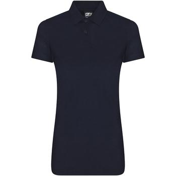 Textil Mulher Polos mangas curta Pro Rtx RX105F Marinha