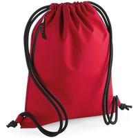 Malas Saco de desporto Bagbase BG281 Vermelho clássico