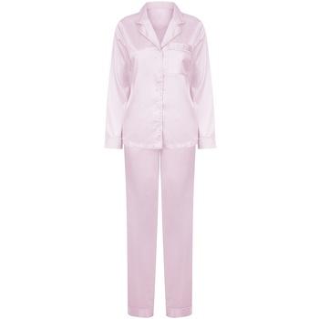 Textil Mulher Pijamas / Camisas de dormir Towel City TC55 Rosa claro