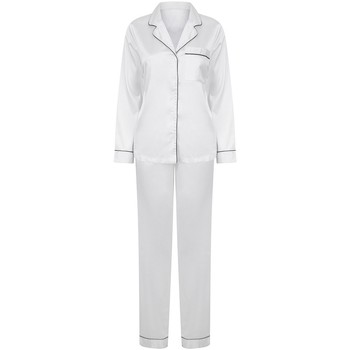 Textil Mulher Pijamas / Camisas de dormir Towel City TC55 Branco