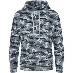 Textil Homem Sweats Awdis JH014 Camo cinza