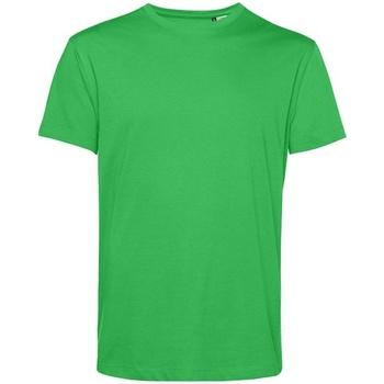 Textil Homem T-Shirt mangas curtas B&c BA212 Verde maçã