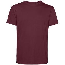 Textil Homem T-Shirt mangas curtas B&c BA212 Borgonha