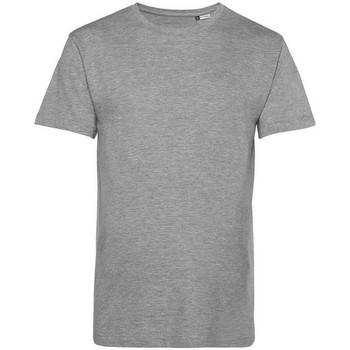 Textil Homem T-Shirt mangas curtas B&c BA212 Cinza Heather