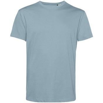 Textil Homem T-Shirt mangas curtas B&c BA212 Misty Blue