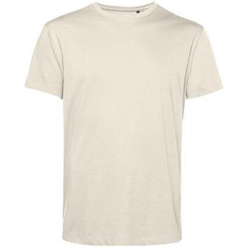 Textil Homem T-Shirt mangas curtas B&c BA212 Branco