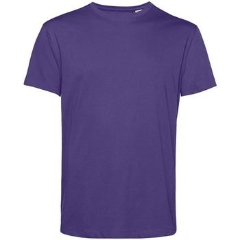 Textil Homem T-Shirt mangas curtas B&c BA212 Púrpura Radiante