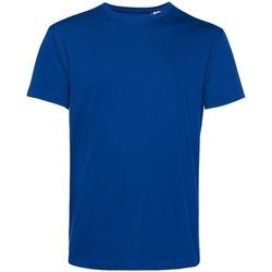 Textil Homem T-Shirt mangas curtas B&c BA212 Royal Blue