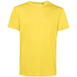 Textil Homem T-Shirt mangas curtas B&c BA212 Amarelo
