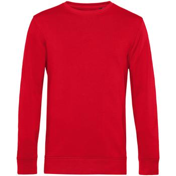 Textil Homem Sweats B&c WU31B Vermelho