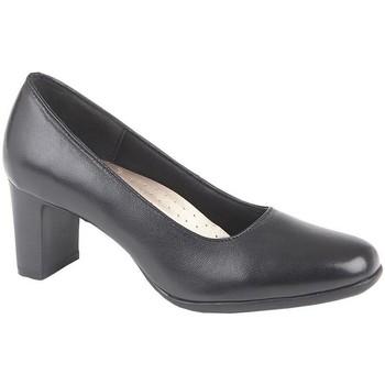 Sapatos Mulher Escarpim Mod Comfys  Preto