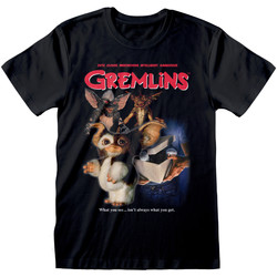 Textil T-Shirt mangas curtas Gremlins  Preto