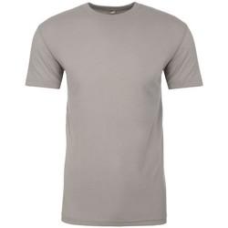Textil T-Shirt mangas curtas Next Level NX6410 Cinza Claro