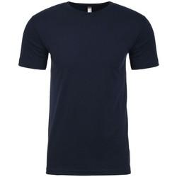 Textil T-Shirt mangas curtas Next Level NX6410 Meia-noite na Marinha