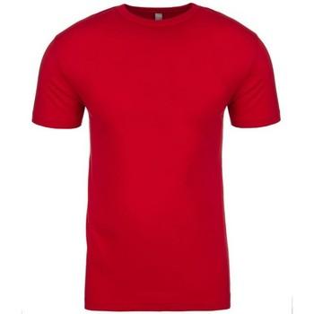 Textil T-Shirt mangas curtas Next Level NX6410 Vermelho