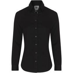 Textil Mulher camisas Awdis SD045 Preto