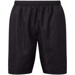 Textil Homem Shorts / Bermudas Tridri TR056 Preto