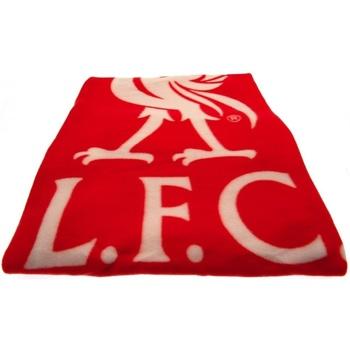 Casa Capa de edredão Liverpool Fc TA532 Vermelho
