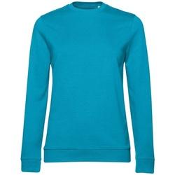 Textil Mulher Sweats B&c WW02W Azul das Bermudas