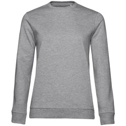 Textil Mulher Sweats B&c WW02W Cinza Heather