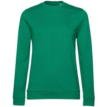 Textil Mulher Sweats B&c WW02W Kelly Green