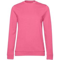 Textil Mulher Sweats B&c WW02W Pink
