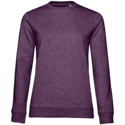 Textil Mulher Sweats B&c WW02W Heather púrpura