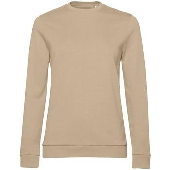 Textil Mulher Sweats B&c WW02W Areia